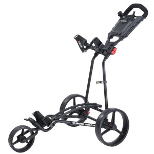 Big Max potisni 3-kolesni voziček Autofold + Ti1000
