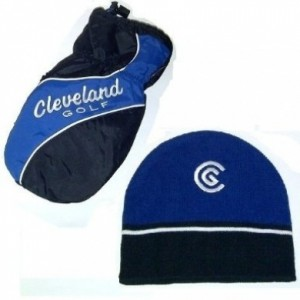 Cleveland Winter Kit kapa in rokavice