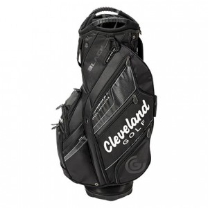 Cleveland torba Black cart bag 9""
