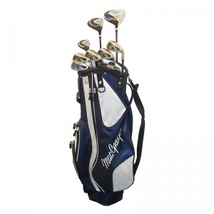MacGregor golf set DX Plus Gr. ženski za levičarke