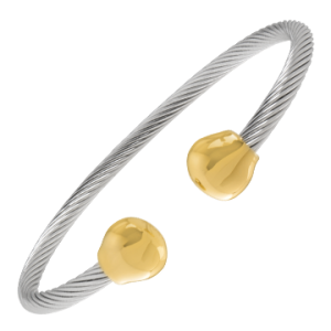 Zapestnica Sabona Magnetic Twist Gold