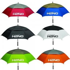 Sun Mountain H2NO Dual Canopy dežnik