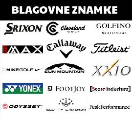 Blagovne znamke - Golf