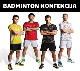 Badminton konfekcija