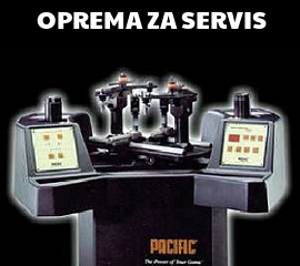 Oprema za servis