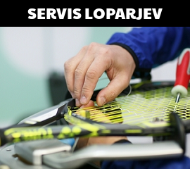 Servis loparjev