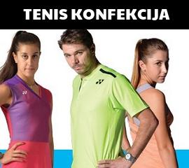 Tenis konfekcija